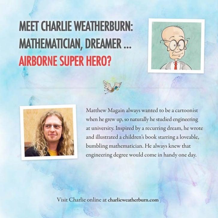 Charlie Weatherburn and the Flying Machine