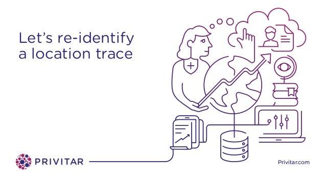 Privitar.com Let's re-identify a location trace