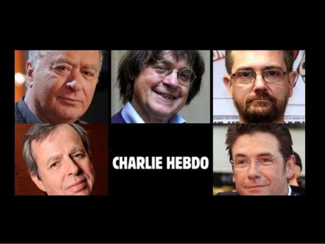 Charlie Hebdo est un journal satirique où travaillent des caricaturistes.