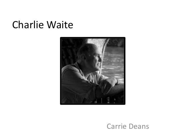 Charlie WaiteCarrie Deans