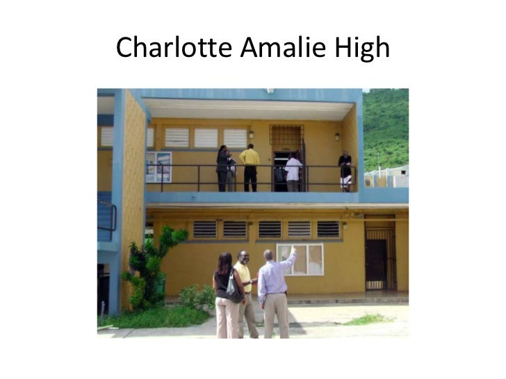 Charlotte Amalie High<br />
