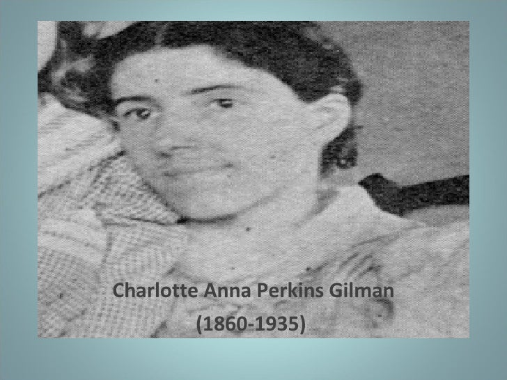 Charlotte Perkins Gilman Feminism