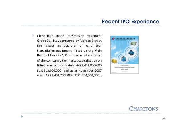 Pitch book clack ipo