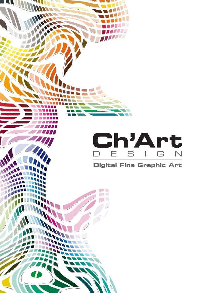 Chart Design - brochure 2011