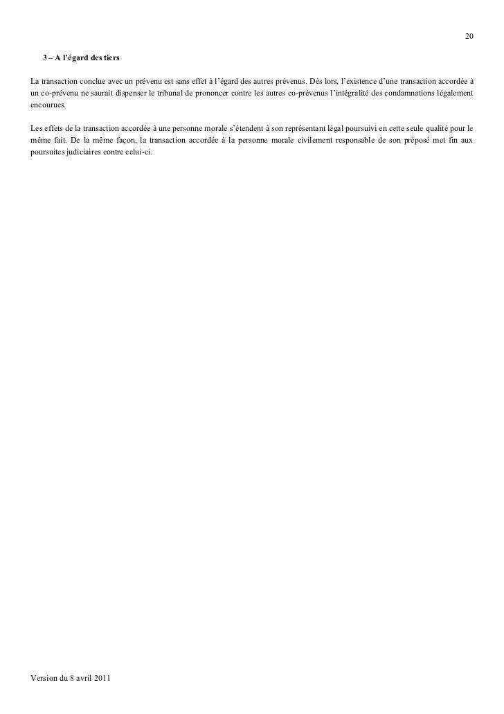 article 2052 du area code civil