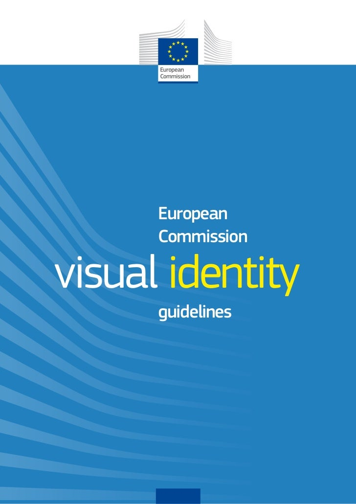 European      Commissionvisual identity      guidelines