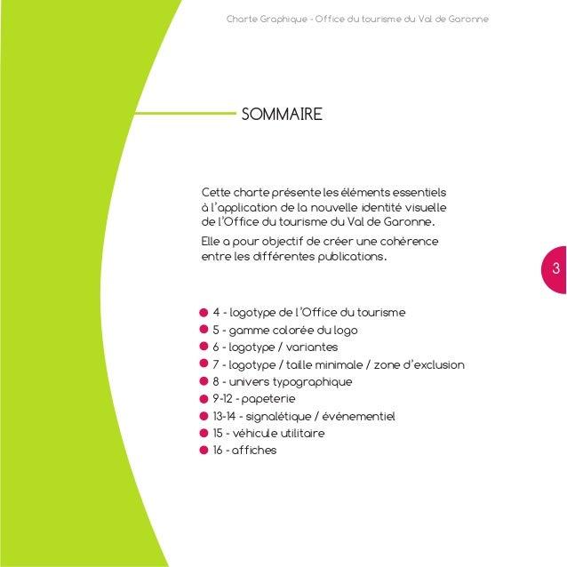 Charte graphique - Office du tourisme de merville franceville 14 ...