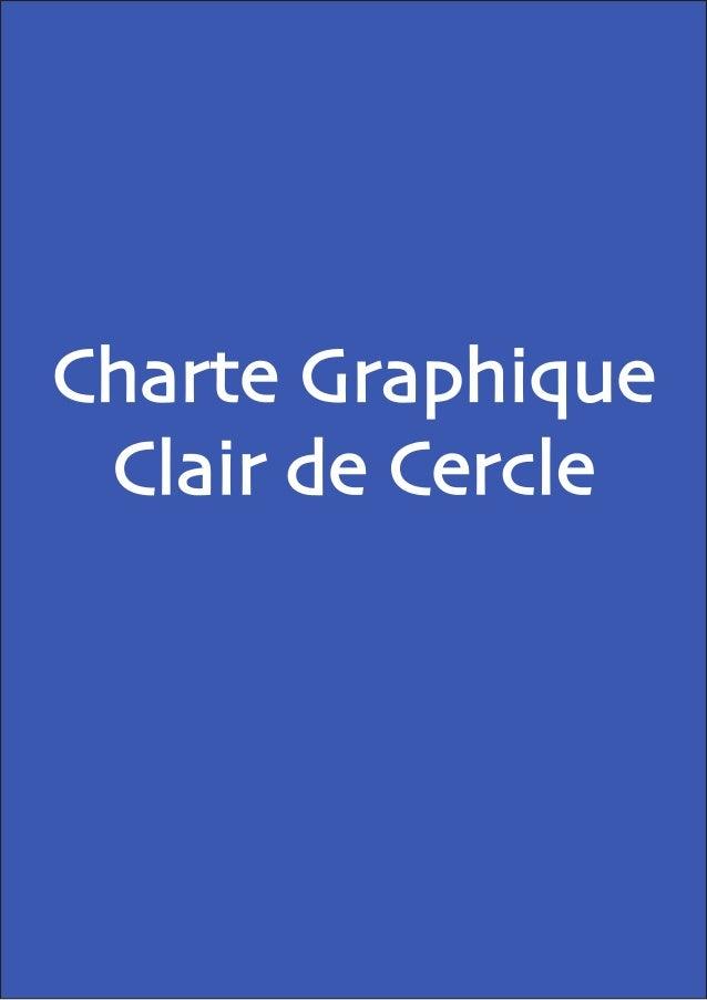 Charte Graphique Clair de Cercle