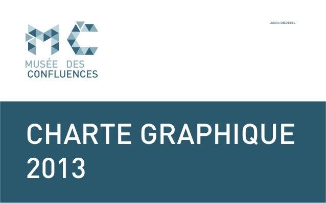 Achille DELOBBELCHARTE GRAPHIQUE2013
