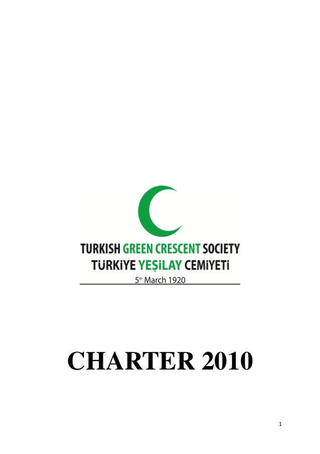 CHARTER 2010 1