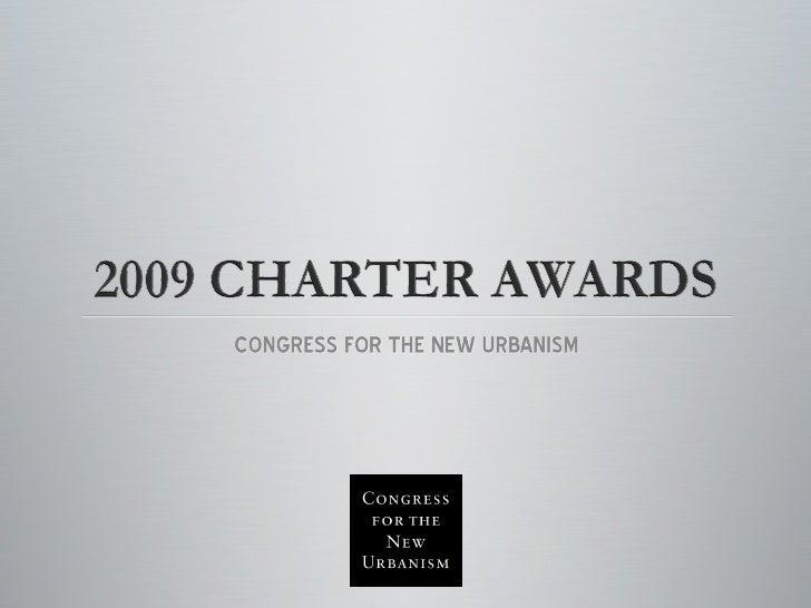 2009 Charter Awards