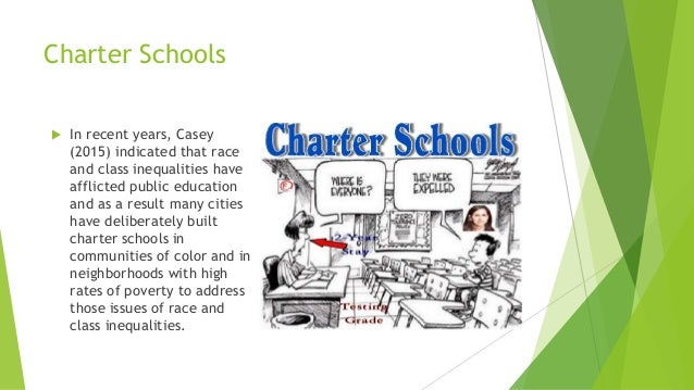 public schools vs charter schools For ezdehar abu-harab, the north star charter academy in newark, new jersey was a godsend she was horrified at the quality of education her son was receiving in one of newark's other public.