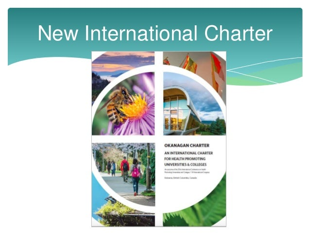 New International Charter