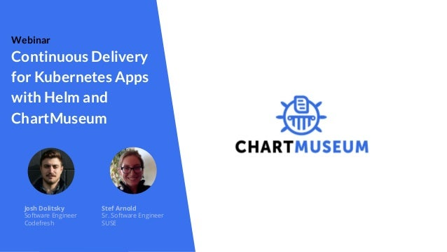 Continuous Delivery for Kubernetes Apps with Helm and