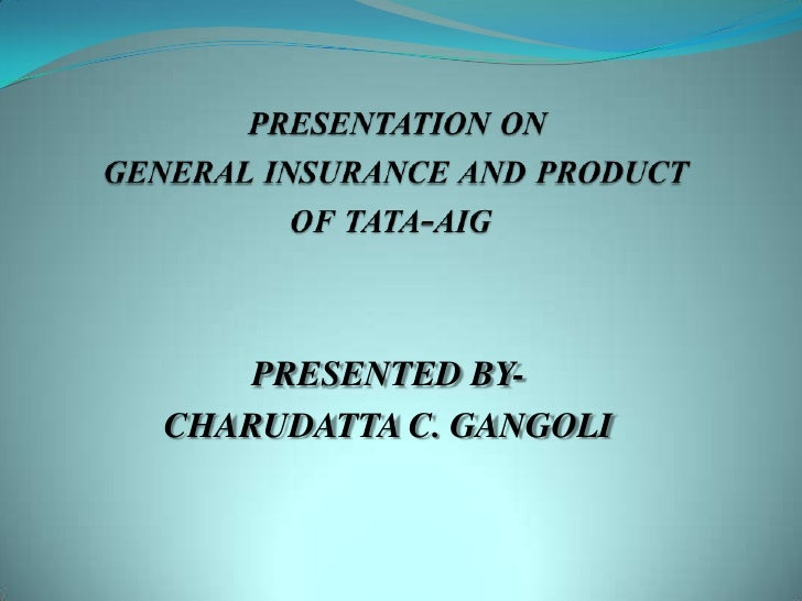 PRESENTED BY- CHARUDATTA C. GANGOLI