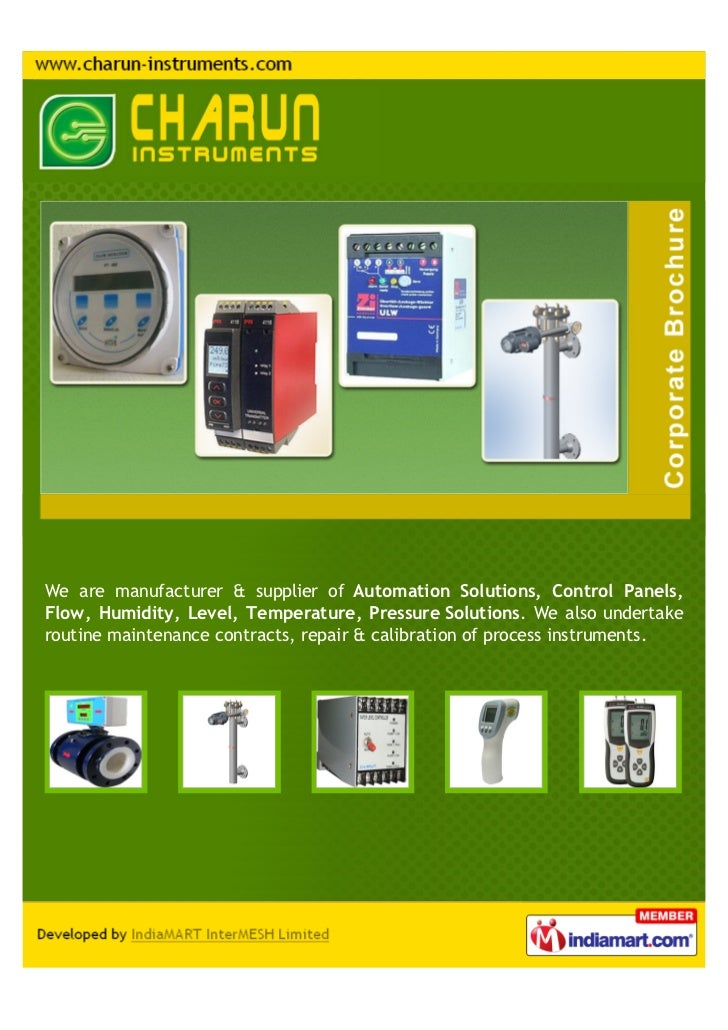 We are manufacturer & supplier of Automation Solutions, Control Panels,Flow, Humidity, Level, Temperature, Pressure Soluti...