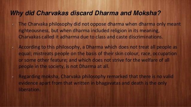 charvaka ethics