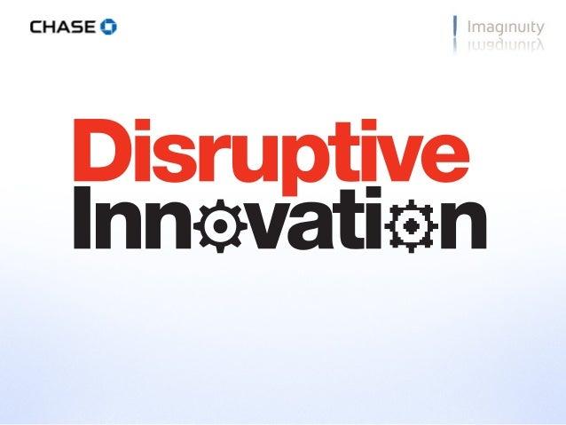 DisruptionrequireselementsTwo