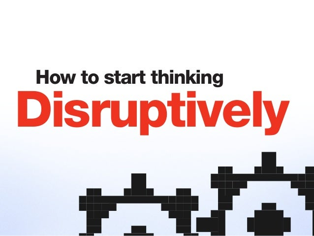 1. What kind of business are you in?2. What are the advantages of yourbusiness?3. What is working for the disrupter andwha...