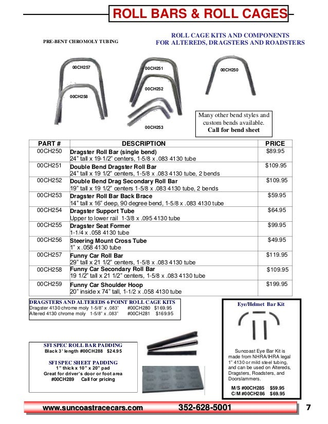 Chassis Catalog
