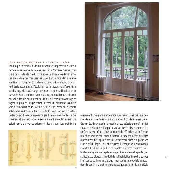 Le ch ssis de fen tre en bois concilier patrimoine et confort for Chassis de fenetre