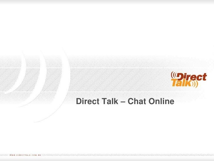 Direct Talk – Chat Online
