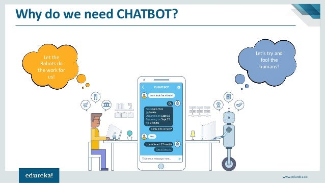 Creating Chatbots Using TensorFlow | Chatbot Tutorial | Deep