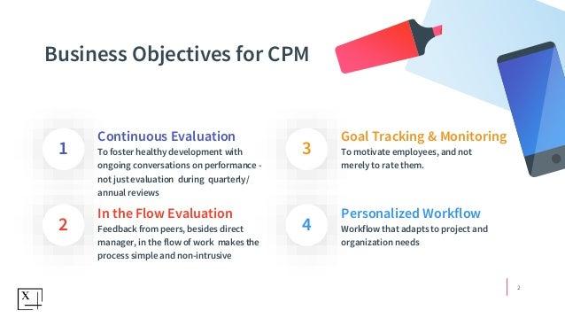 Chatbot for Continuous Performance Management  Slide 2