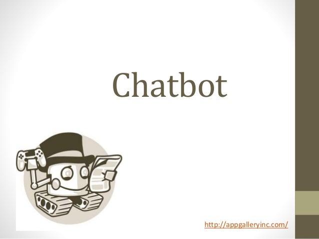 Chatbot http://appgalleryinc.com/