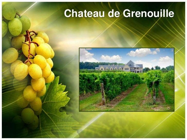 Chateau de Grenouille<br />