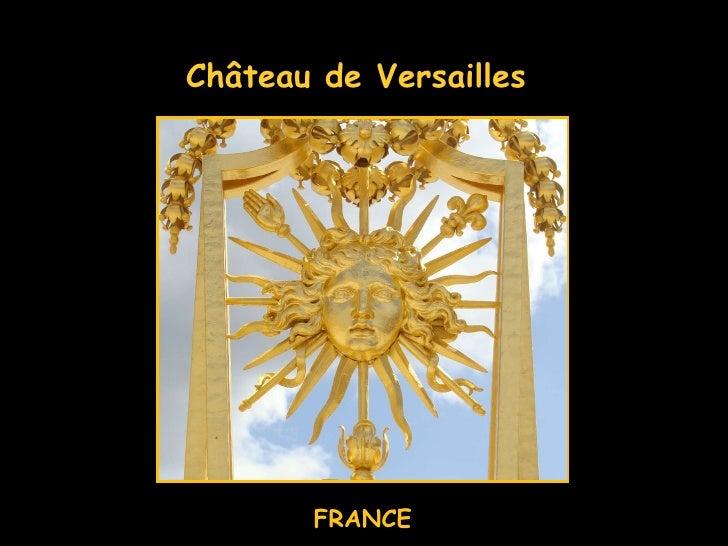 Château de Versailles FRANCE