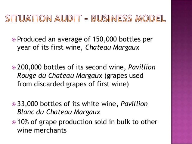 chateau margaux swot Essay on dalat wine essay on  china wine market 112 asia wine market swot analysis strengths  chateau margaux produces one of the highest quality.