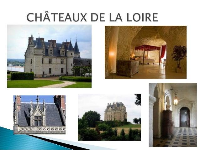  L'expression château de la Loire regroupe sous une même appellation touristique un ensemble de châteaux français situés ...