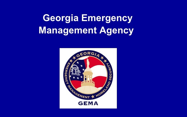 Georgia Emergency Management Agency