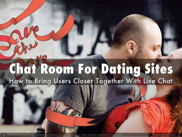 Chat room not dating