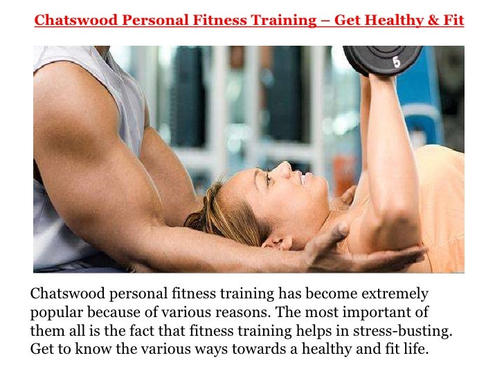 Chatswood Personal Fitness Training – Get Healthy & FitChatswood personal fitness training has become extremelypopular bec...