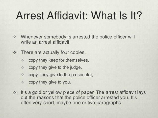 Arrest affidavits in florida arrest thecheapjerseys Choice Image