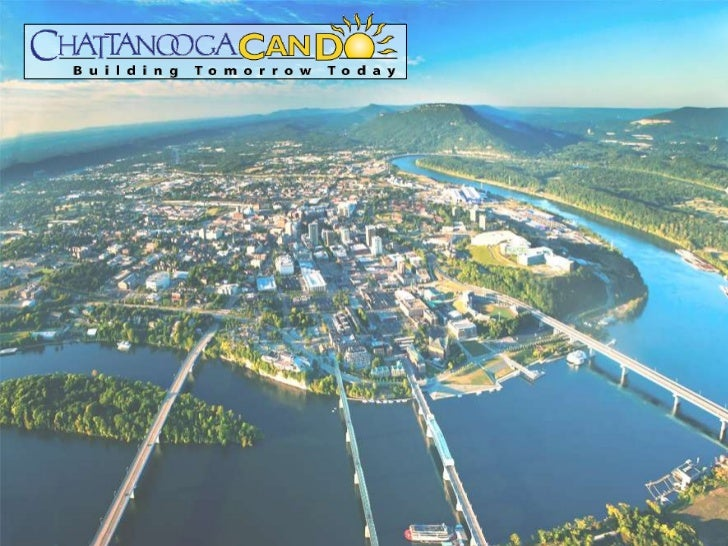 CHATTANOOGA CAN DO<br />