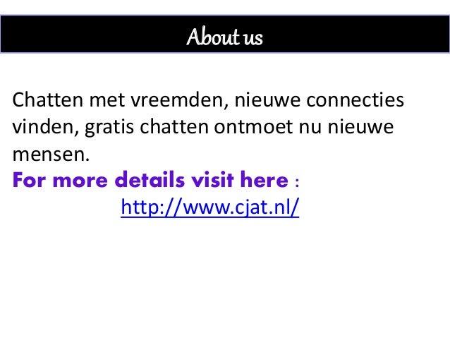 chatten met single vrouwen Haarlem
