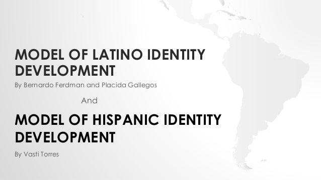 latino ethnic identity