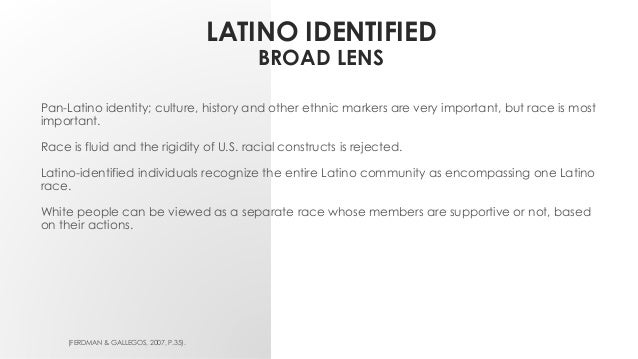 Chicana/o identity in a changing U.S. society : quién soy? quiénes somos?