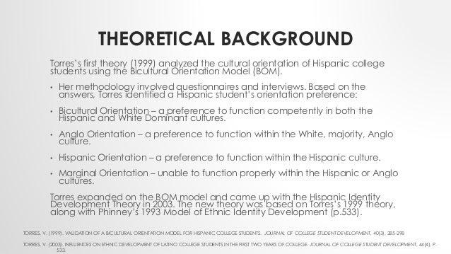 racial and ethnic identity development