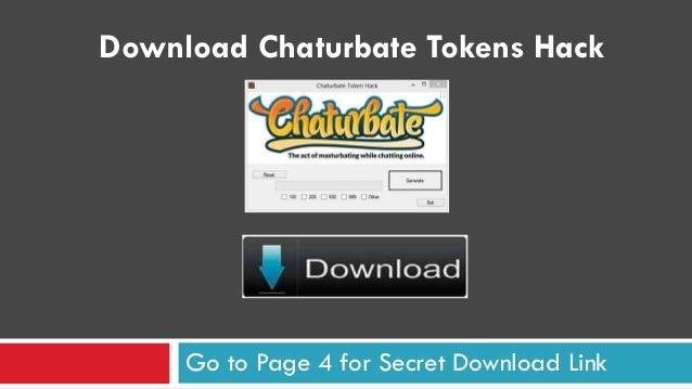 Token apk chaturbate hack Chaturbate TOKEN