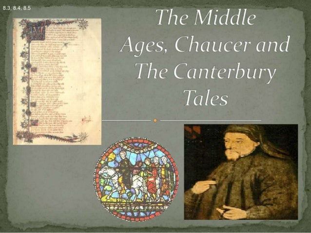 chaucer as a moralist