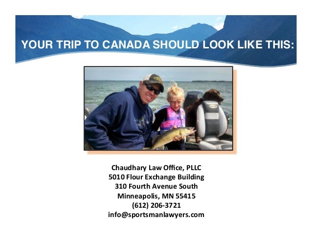 Entering Canada with DWI's and Other Convictions