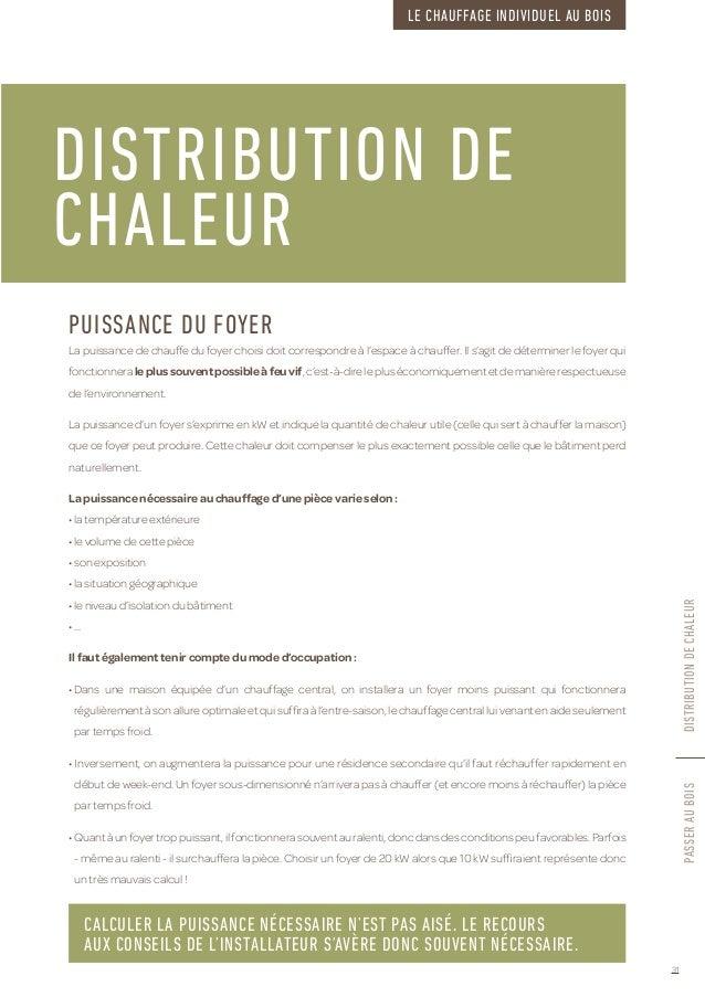 c67695b71613 LE CHAUFFAGE INDIVIDUEL AU BOIS 31 PASSERAUBOISDISTRIBUTIONDECHALEUR  DISTRIBUTION DE CHALEUR ...