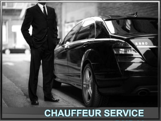 Best Chauffeur Service in UAE