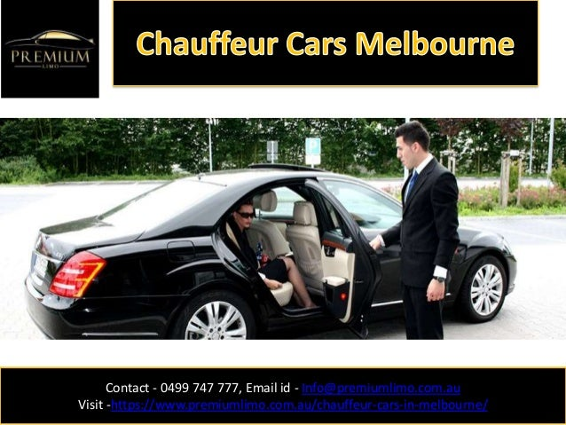 Contact - 0499 747 777, Email id - Info@premiumlimo.com.au Visit -https://www.premiumlimo.com.au/chauffeur-cars-in-melbour...