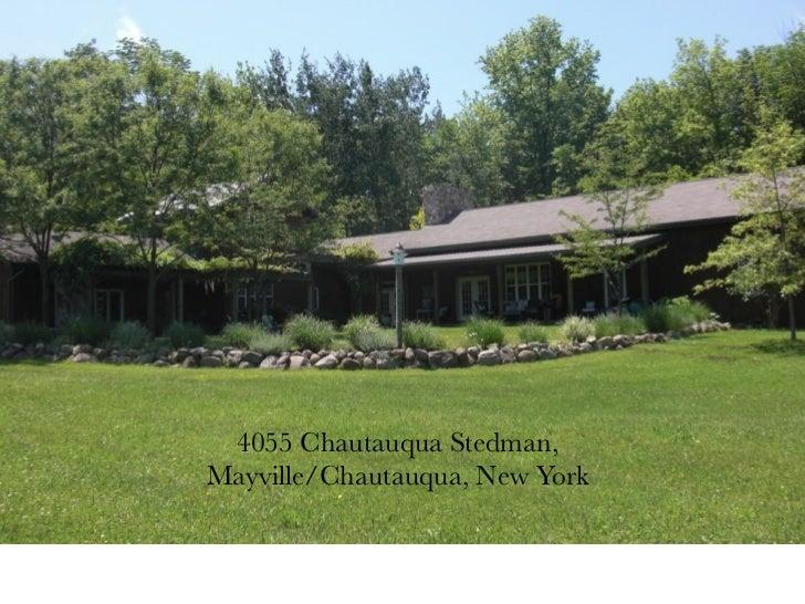 4055 Chautauqua Stedman,Mayville/Chautauqua, New York