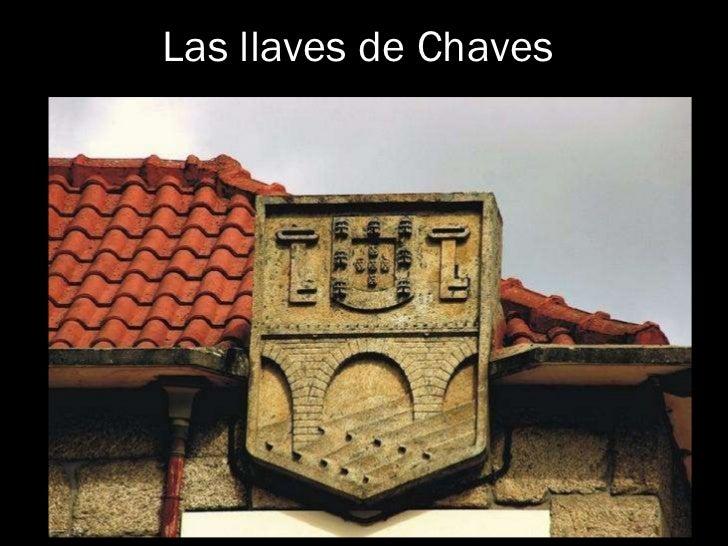 Las llaves de Chaves